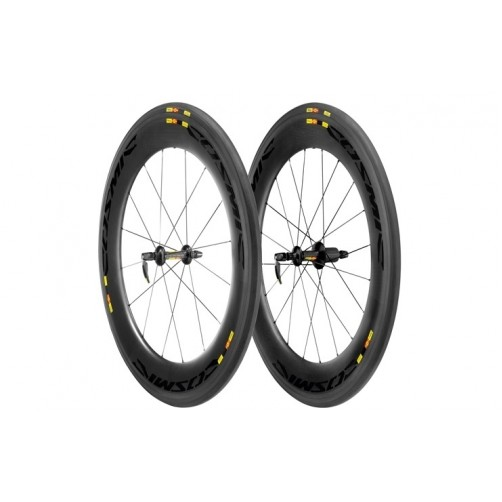 Mavic CXR80 Tubular wheelset