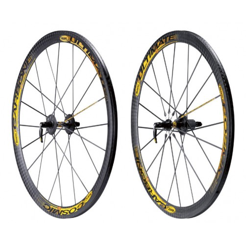 Mavic Ultimate Carbon wheelset