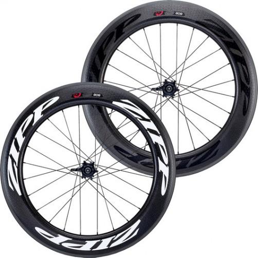 Zipp Firecrest 808 Carbon Clincher Wheelset