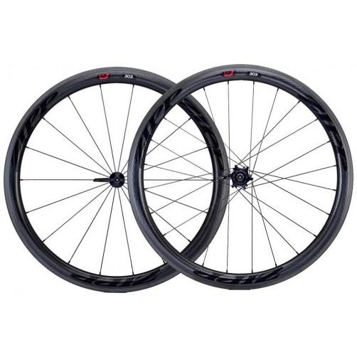 Zipp Firecrest 303 Carbon Clincher Wheelset
